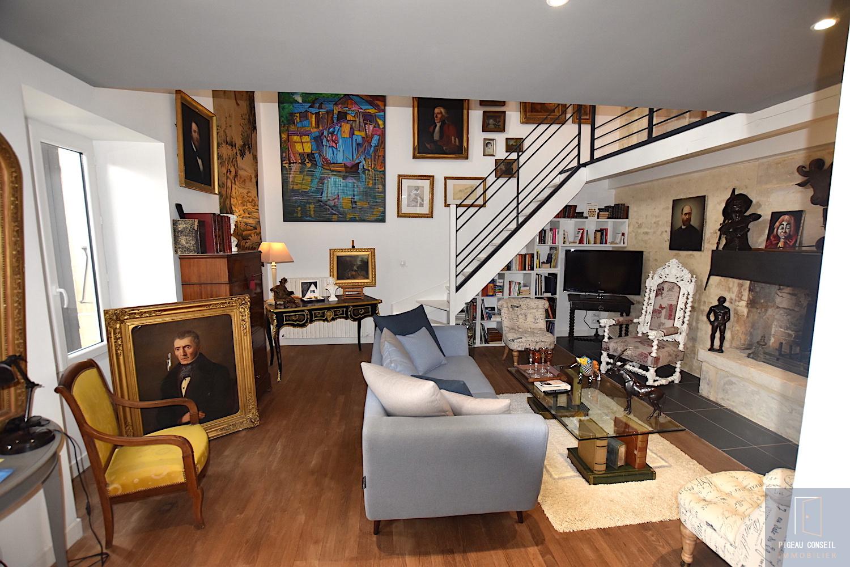 vente Maison en pierre, 150 m2 hab, 500 m2 de terrain.